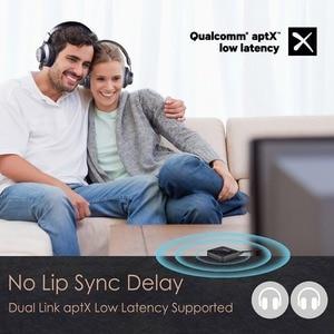 Image 3 - Avantree Audikast aptX Low Latency Bluetooth Audio Transmitter for TV PC (Optical Digital Toslink, 3.5mm Aux, RCA, PC USB) 100ft