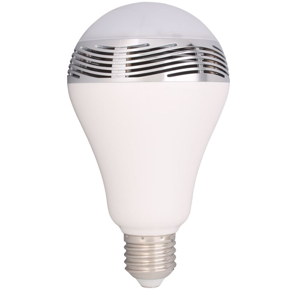 E27 3W APP Wireless Bluetooth 4.0 Smart LED Light Bulb Music Speaker Lamp  Audio Speaker For IPhone/iPad IOS Android Devices In Novelty Lighting From  Lights ...