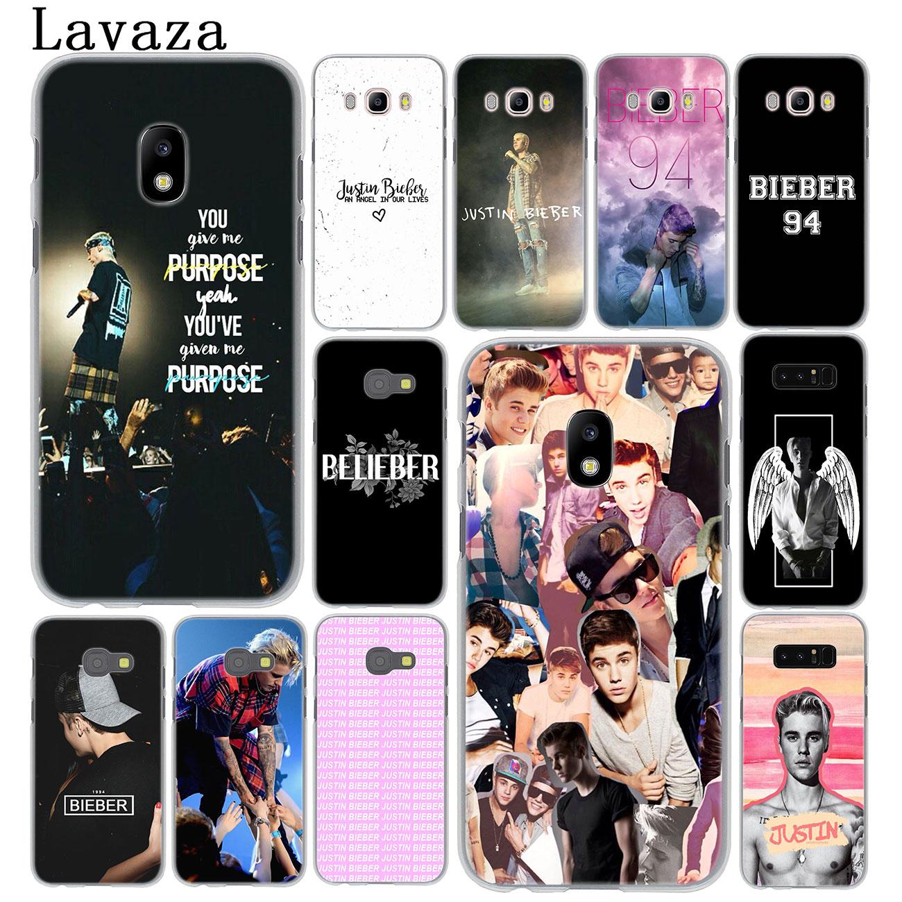 Lavaza Justin Bieber Hard Phone Case for Samsung Galaxy J5 J1 J2 J3 J7 2017 2016 2015 J5 Prime J7 US EU Version Cover