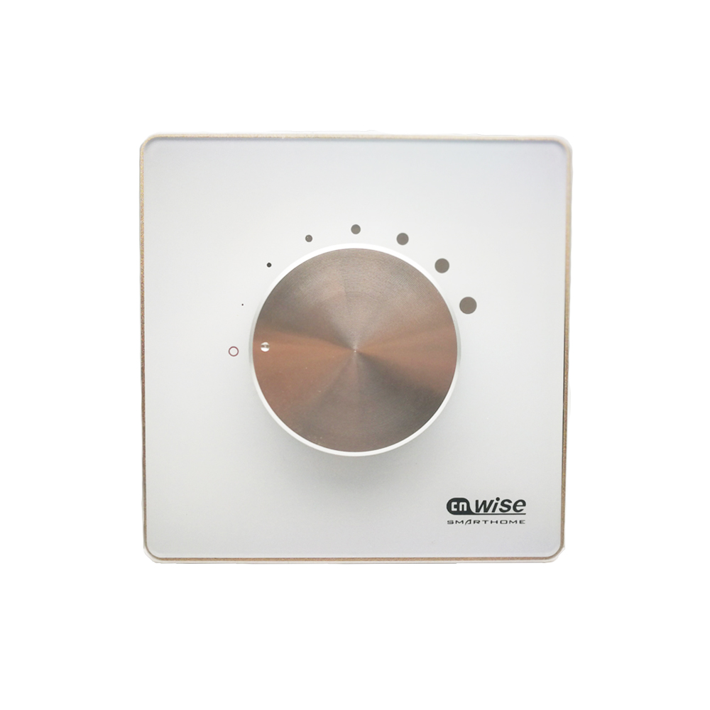 New Manual Knob panel Volume Ceiling font b Speaker b font Volume Controller Impedance 86mm wall