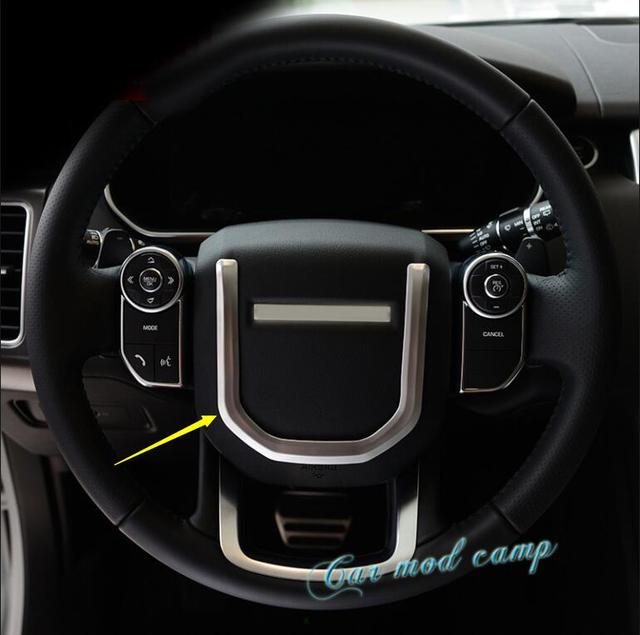 2018 Land Rover Discovery Interior: For Land Rover Discovery 5 L462 2017 2018 ABS Interior