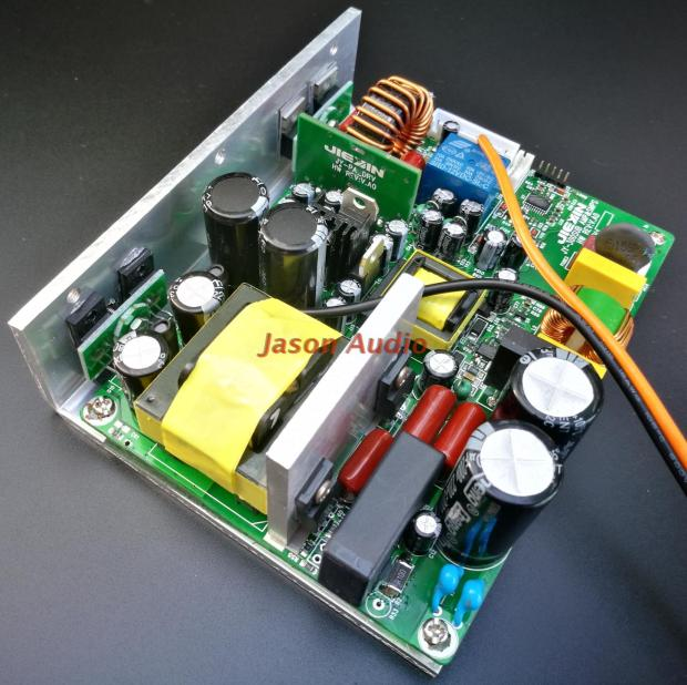 300W Digital Power Amplifier + Switching Power Supply Board300W Digital Power Amplifier + Switching Power Supply Board