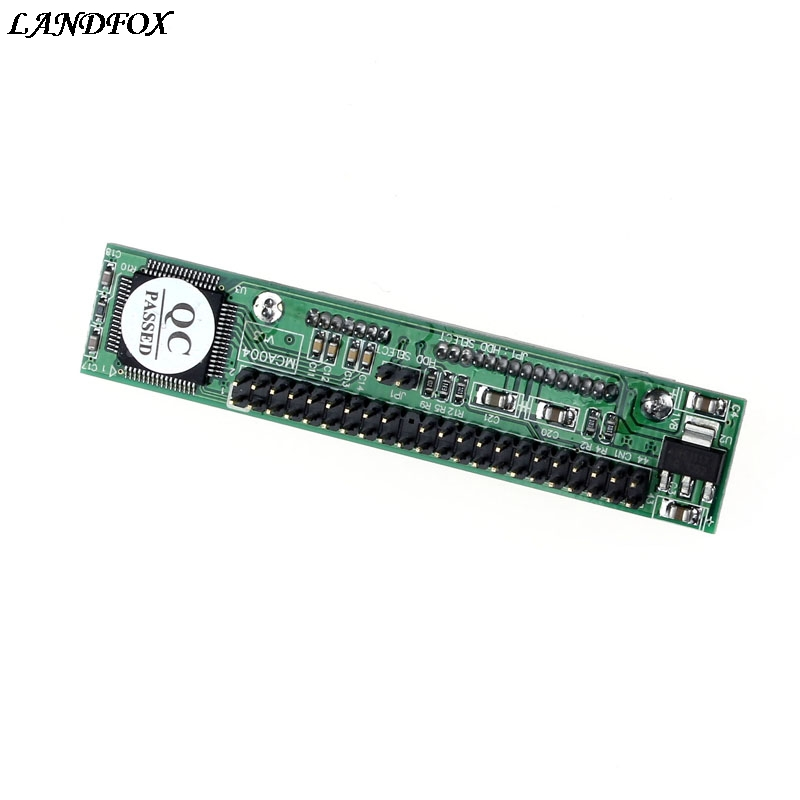 Hot Sale 7+15 Pin Female SATA TO 2.5 Inch Male IDE Adapter Converter For Laptop Computer