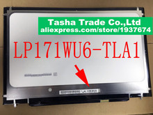LP171WU6-TLA1 LED Laptop LCD Screen GLOSSY for Macbook Pro A1297 A1287 LCD Screen LP171WU6 TLA1