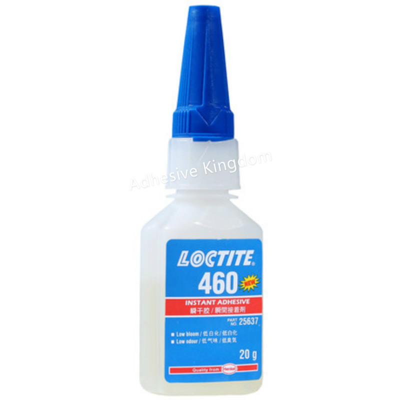 10pcs Loctite 20g 460 glue low whitening low odor instant adhesive does not whitish