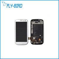 10 개/몫 Lcd 삼성 갤럭시 S3 i9300 i9305 LCD 디스플레이 터치 스크린 디지
