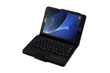 Für Samsung Galaxy Tab EINE A6 7,0 T280 T285 SM T280 SM T285 fall stehen abdeckung Funda mit Abnehmbare Drahtlose Bluetooth Tastatur + stift