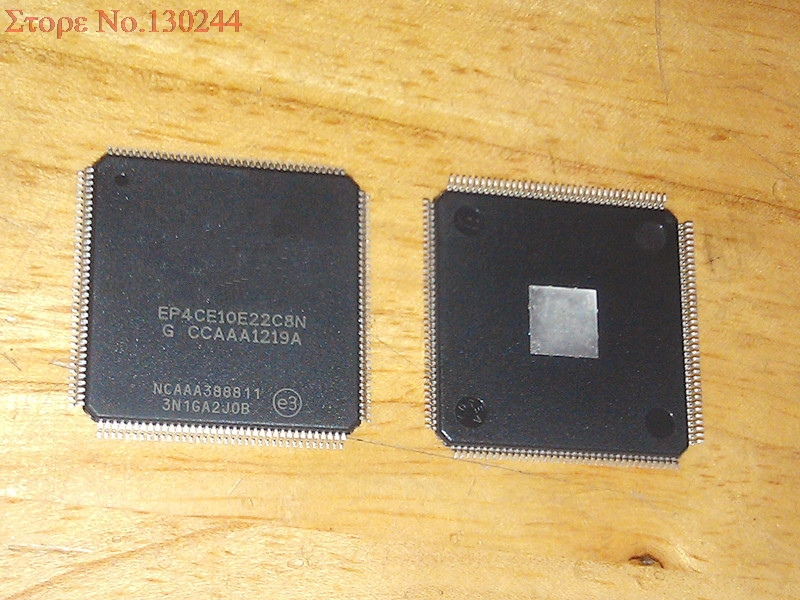 2pcs/lot EP4CE10E22C8N TQFP144 IC FPGA 91 I-O 144EQFP EP4CE10E22C-8N2pcs/lot EP4CE10E22C8N TQFP144 IC FPGA 91 I-O 144EQFP EP4CE10E22C-8N