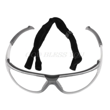 Safety Goggles 11394 Safety Glasses Goggles Anti Fog Dustproof Windproof Transparent Glasses Drop Shipping