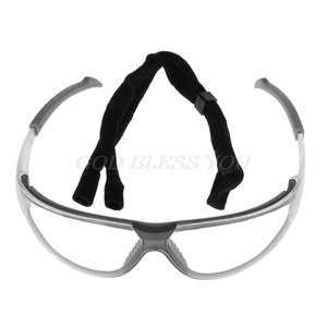 Image 1 - Safety Goggles 11394 Safety Glasses Goggles Anti Fog Dustproof Windproof Transparent Glasses Drop Shipping