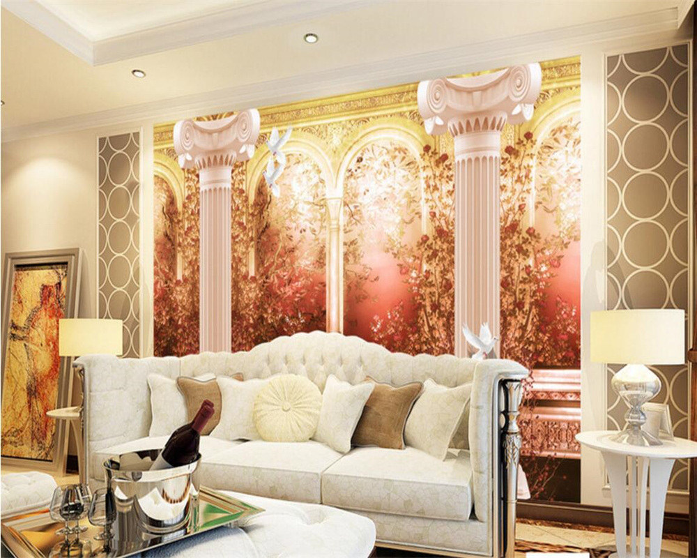 Wallpaper Home Decor Living Room Wallpaper Home