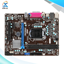 MSI B75MA-P33 Original Used Desktop Материнских Плат B75 Сокет LGA 1155 DDR3 i3 i5 i7 16 Г SATA3 Micro-ATX