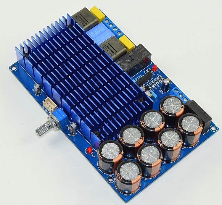 KGUSS High Power Class D TDA8954 2.0 HIFi Digital Audio Power Amplifier Board 210W+210W 3pcs pam8403 mini digital power amplifier board class d audio module 2x3w