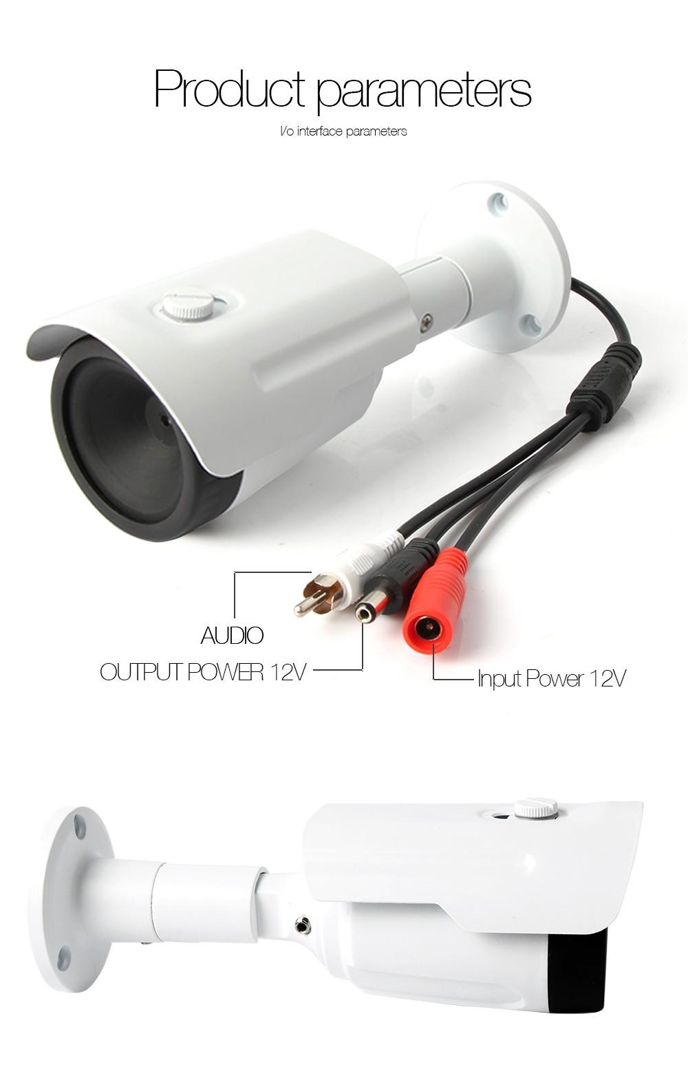 07 Waterproof IP66 Sound Pickup