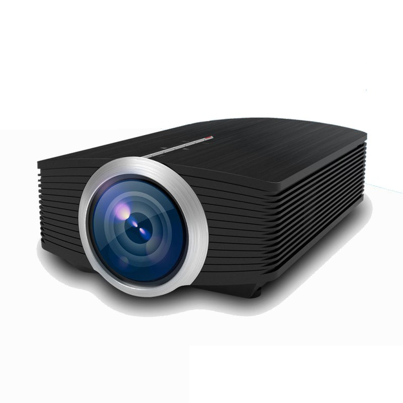 YG500 Mini Portable Projector LCD Proyector HDMI USB AV SD 1000 Lumen Theater Micro Multimedia Portable Projector Theater excelvan uc30 projector portable mini led lcd home entertainment theater projector 480 320 with usb sd vga hdmi av micro