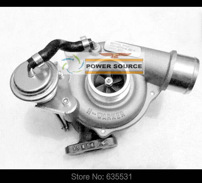 Free Ship TURBO RHF5 8973737771 897373-7771 Turbo Turbine Turbocharger For ISUZU D-MAX D MAX H Warner 4JA1T 4JA1-T 4JA1 T Engine free shiping for isuzu d max black front