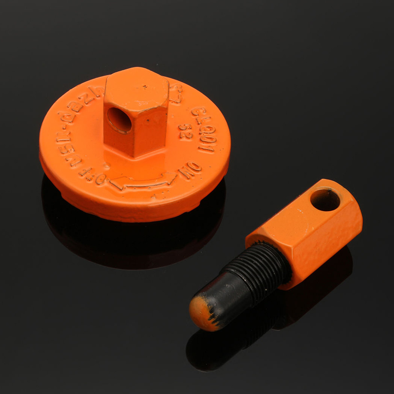 1pcs Practical Piston Stop Tool Chainsaw Clutch Removal Tool for garden tool Orange chainsaw piston assy with rings needle bearing fit partner 350 craftsman poulan sm4018 220 260 pp220 husqvarna replacement parts