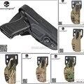 Эмерсон тактический XST стандартного стиля кобуры пистолет весло и ремень кобура замена для глок черный де MC AOR1 г-н AOR2 AT / FG