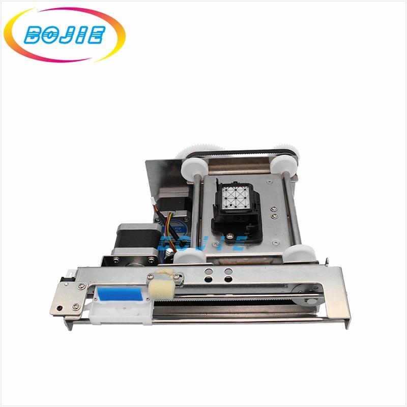 цена на Xuli solvent printer for epson dx5 printhead clean station