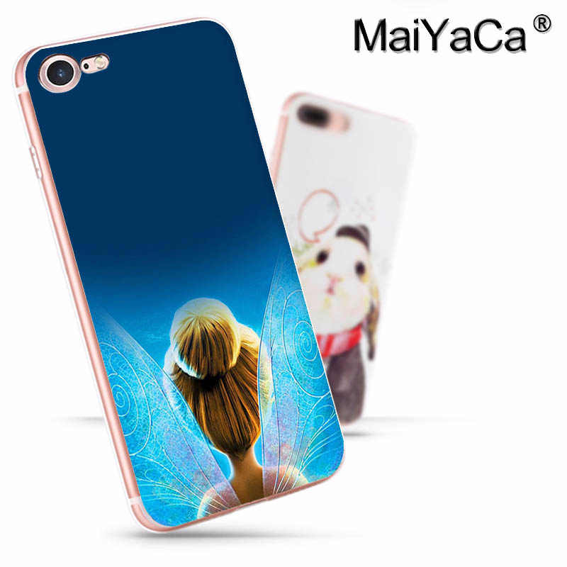MaiYaCa Ариэль Aurora Belle Золушка Жасмин Мулан аксессуары чехол для iPhone876 6 S Plus X 10 5 5S SE XR XS MAX