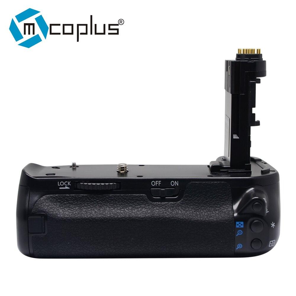 Mcoplus BG-6DII Batterie Grip pour Canon EOS 6D Mark II 6D2 comme EG-E21