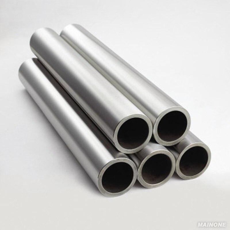 x26mm Size : 50mm OD BTCS-X 1pcs-Aluminum Tube Alloy Hollow AL Rod Inner Diameter 14mm-39mm Hard Bolt Pipe Catheter Length 100mm-outer Diameter 50mm-hardware Accessories DIY Accessories ID