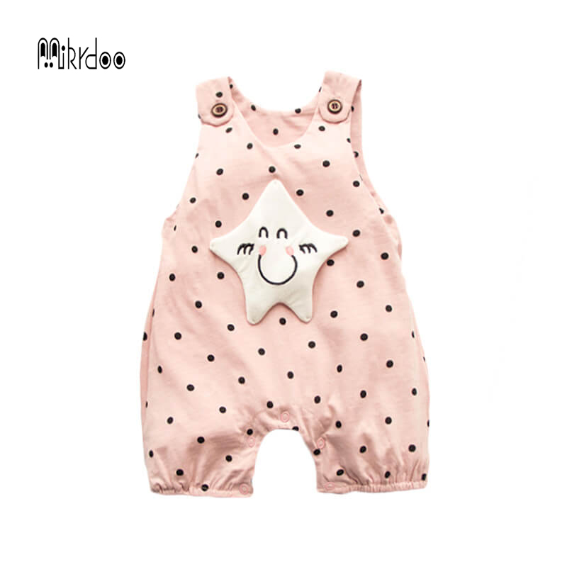 d8fa742ca4d1 Best buy Baby Girl Clothes Autumn Newborn Baby Girl Boy Cotton Long Sleeve  stars Printed Romper Jumpsuit Baby Romper Baby Clothing online cheap