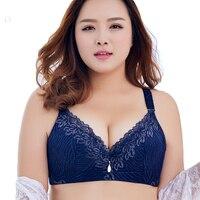 1pcs Sexy Push Up Bra Women Lace Bras For Women Bra Embroidery Underwear Bralette Female Brassiere