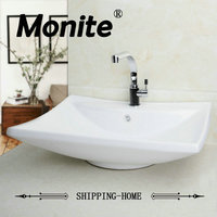 Yanksmart Bathroom Sink Faucet Torneira Cozinha Good Ceramic WashBasin Countertop Chrome TD30058453 Sink Faucet Mixer Taps