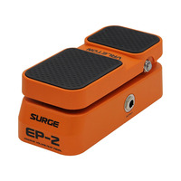 Valeton 2 in 1 Function Passive Volume Expression Guitar Effects Pedal 2 Performance Foot switch LED Light Shows EP 2