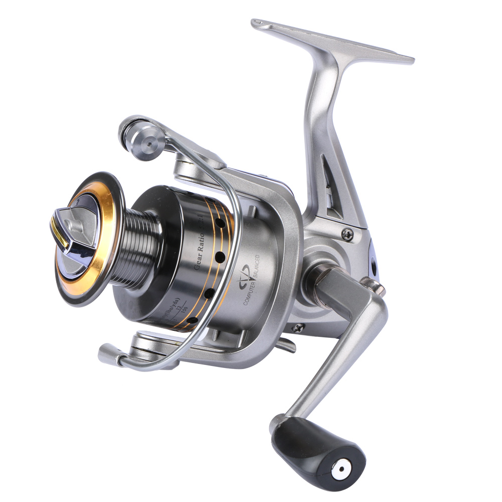Big promotion silver spinning reel fishing reel dn30f for Discount fishing reels