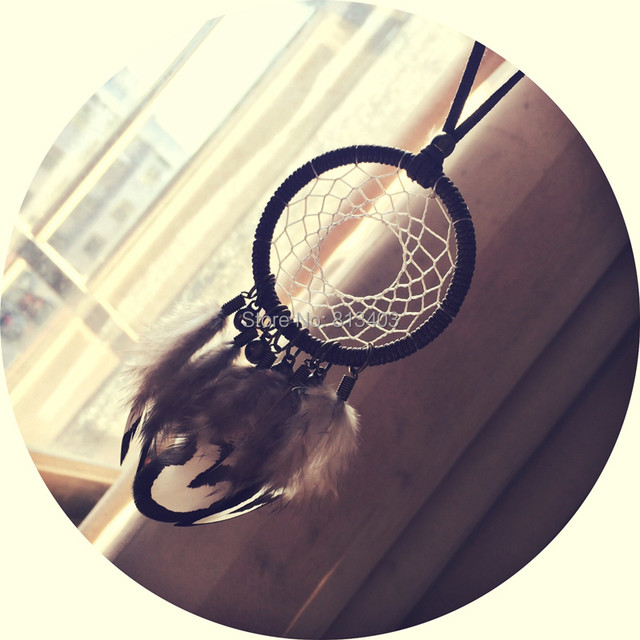 Online Shop New Arrival Small Dream Catcher Car Home Hangings Indian Best Small Dream Catchers For Sale