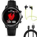 "Lemfo lem5 smart watch android 5.1 1.39 ""tela 3G WiFi GPS 1 GB + 8 GB Bluetooth SmartWatch Relógio Do Telefone para iOS Android Phone"