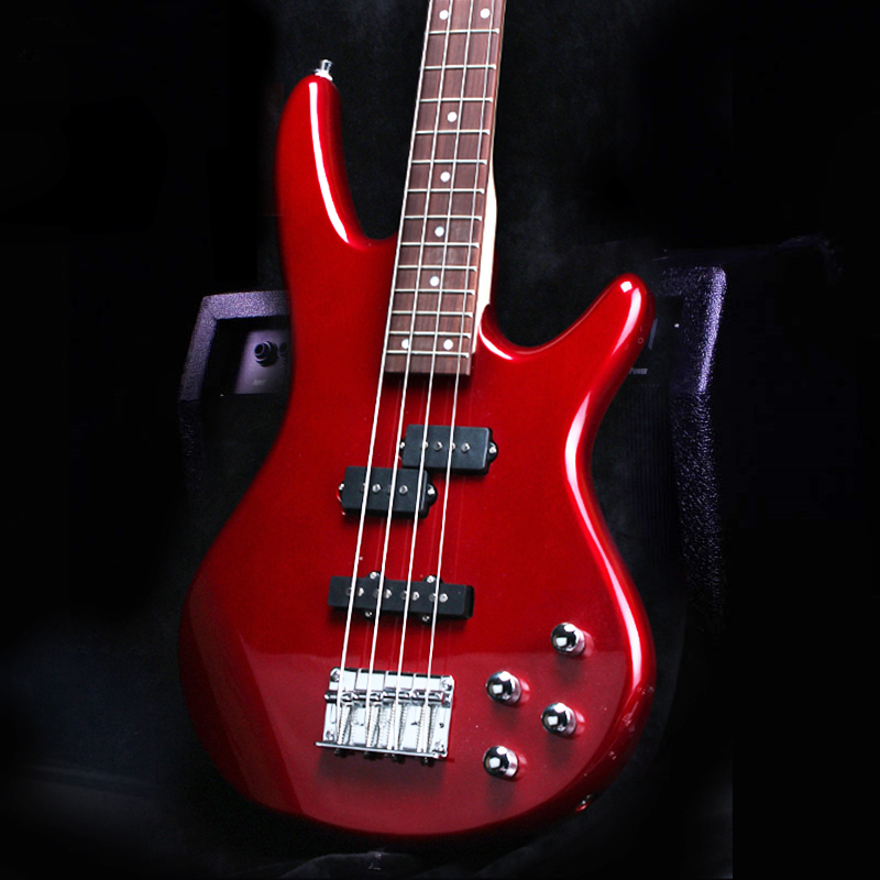 new guitars china factory 4 string bass guitar basswood fingerboard rosewood closed knob 24. Black Bedroom Furniture Sets. Home Design Ideas
