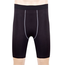 Quick Dry Mens Compression Tights Male Shorts Elastic Bodybuilding Crossfit Sweat Shorts Slim Fitness Men Causal Short Pants