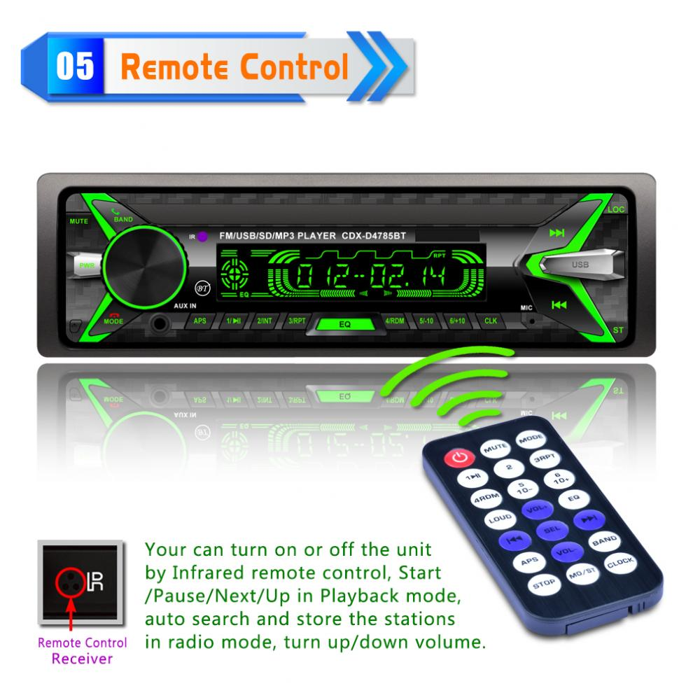 Staccabile Dollar SD/FM/AUX/USB Ultimo 6
