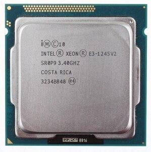 Image 2 - Intel Xeon E3 1245 V2 Quad Core CPU Processor 3.4GHz LGA 1155 8MB SR0P9