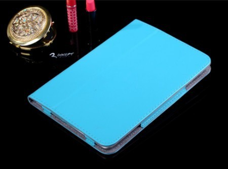 "New 7.85"" ZTE e-Learning Pad E8Q teXet Navi 8 3G TM-7856 Tablet Flip Luxury Stand Leather Case Cover Shell  Free Shipping"
