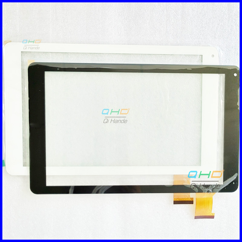 New For MJK-0710-FPC 10.1'' inch tablet touch screen Panel Digitizer Glass Sensor Replacement Parts free shipping new for 7 yld ceg7253 fpc a0 tablet touch screen digitizer panel yld ceg7253 fpc ao sensor glass replacement free ship