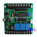 Free shipping PLC industrial control board   FX_12MR MCU control board 51 single chip computer industrial control board