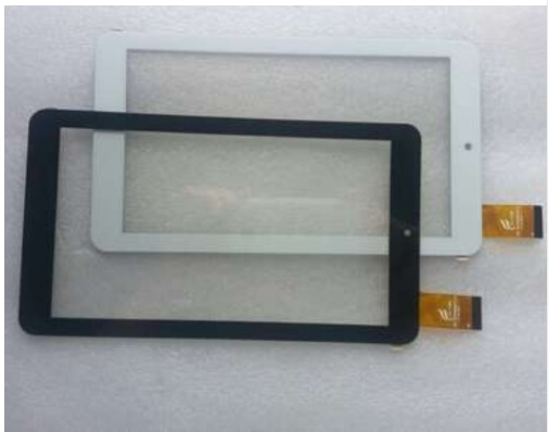 "New Touch Screen 7"" ZLD070038MQ72-F-A GS700 Tricolor Tablet Touch Panel Digitizer Glass Sensor Replacement"