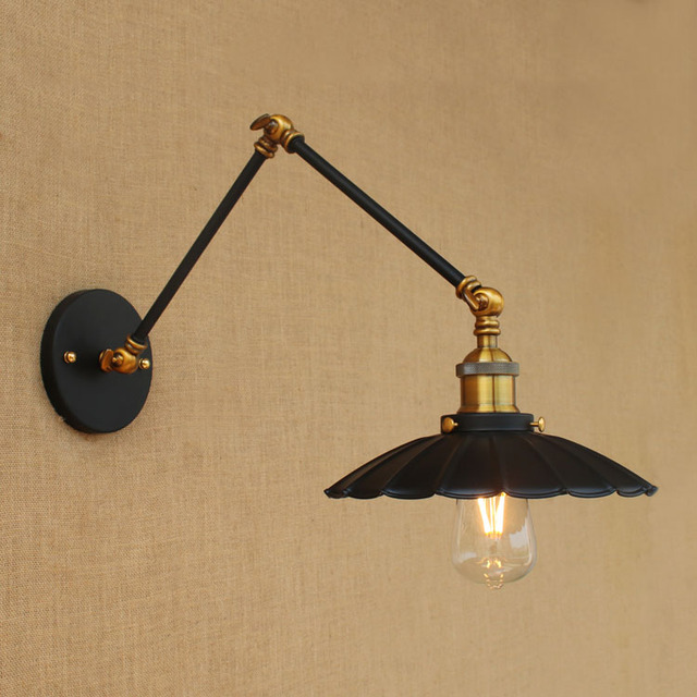 Led Stil Loft Industrielle Wandleuchte Vintage Esszimmer