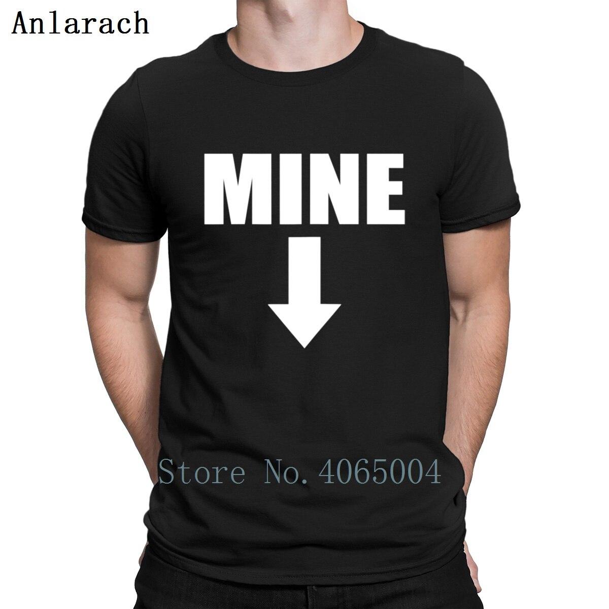 Choice Pro Abortion Mine Down Arrowes T Shirt Anti-Wrinkle Spring Autumn Short Sleeve S-XXXL Breathable Natural Create Shirt