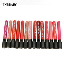 New 1PC Matte 24 Colors Popular Sexy Professional Waterproof Liquid Lipstick Beauty Makeup Tools