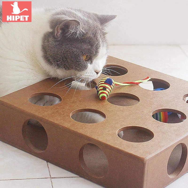 Kitten Cat Toys Funny Iq Training