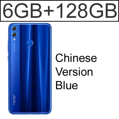 6GB 128GB Blue