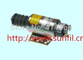 Fuel Shutdown Solenoid 2001-12E6U1B1S1 SA-3069 FOR ENGINE 12V 3930235 fuel shutdown solenoid valve sa 4348 12 for engine 12v