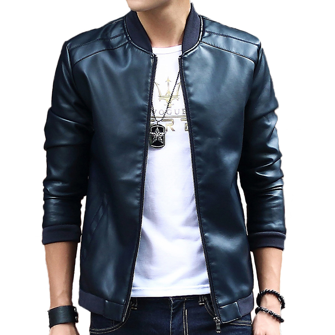 Compare Prices on Lightweight Leather Jacket- Online Shopping/Buy ...