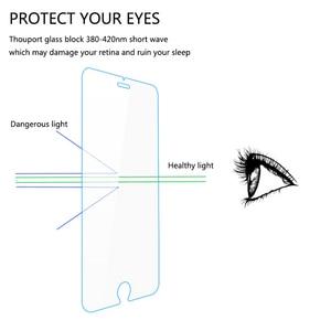Image 5 - Thouport מלא מזג זכוכית עבור Xiaomi Redmi הערה 4 הגלובלי גרסת מסך מגן מגן סרט Redmi Note4 זכוכית
