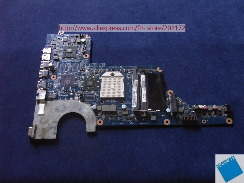 638856 001 Motherboard for HP PAVILION G4 G7 DA0R22MB6D0 tested good